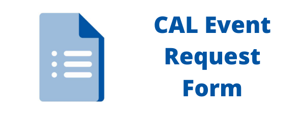 CAL Event Request Form